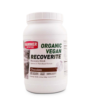 Hammer Nutrition VEGAN RECOVERITE - 16 SERVINGS