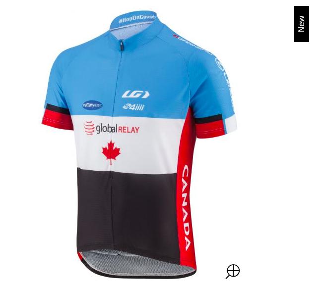 Louis Garneau Louis Garneau Equipe Pro Replica 2 Cycling Jersey