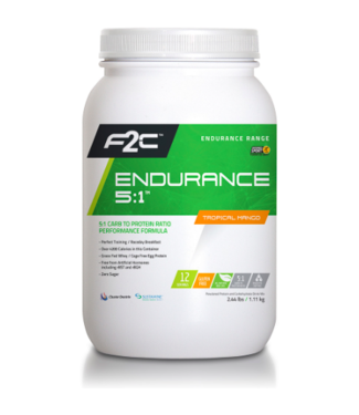 F2C ENDURANCE MIX 5:1 (12 servings)