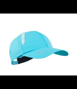 2XU RUN CAP SCUBA BLUE