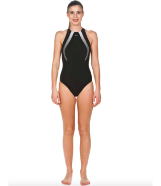 THERESE EMBRACE BACK ONE PIECE