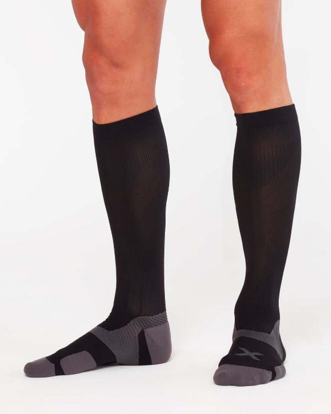2XU 2XU Vectr Cushion Full Length Compression Socks