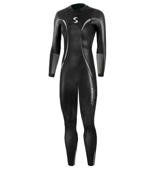RESALE WETSUIT- Womens Synergy Hybrid S