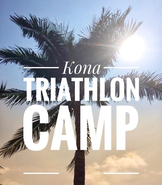 Kona Triathlon Camp 2020