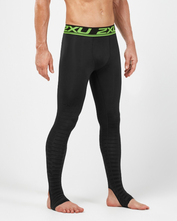 2XU 2XU Men's Power Recovery Compression Tights