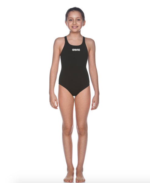 Arena Arena Girls Solid Swim Pro JR (CLUB)