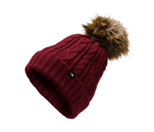 "THE NORTH FACE The North Face Women's Oh-Mega ""Fur"" Pom Beanie"