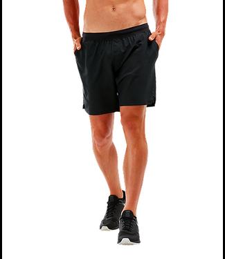 """2XU Men's xctrl 7"""" Woven Shorts"""