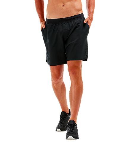 """2XU 2XU Men's XCTRL 7"""" Woven Shorts"""