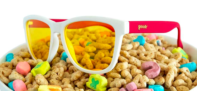 GOODR Goodr Cereal Killers Sunglasses