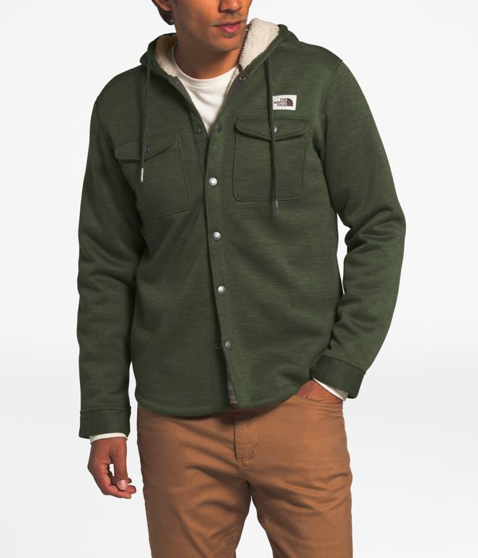 THE NORTH FACE The North Face Men's Sherpa  Patrol Snap Up Hoodie