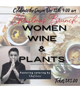 Women, Wine and Plants