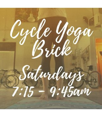 WINTER 2020 CYCLE/YOGA BRICK SESSION