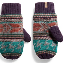 THE NORTH FACE The North Face Women's Fair Isle Mitten