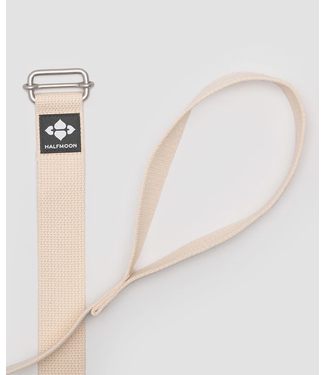 HalfMoon 6' LOOP ORGANIC COTTON YOGA STRAP
