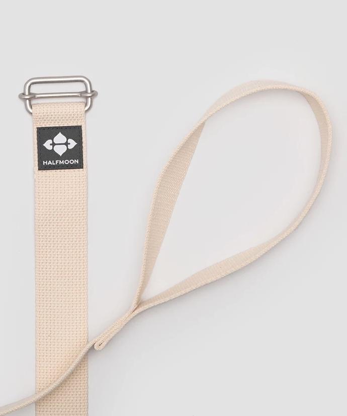 HalfMoon HalfMoon 6' Loop Organic Cotton Yoga Strap