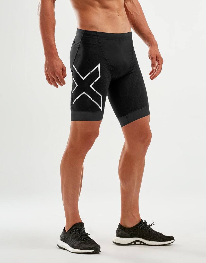 2XU Mens Compression Tri Short