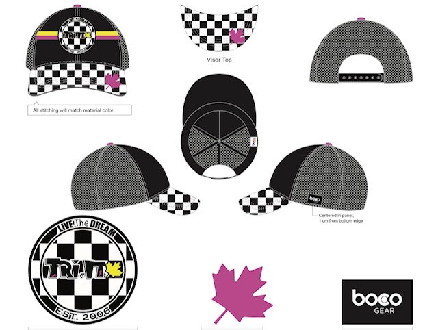 Boco Checkered Trucker