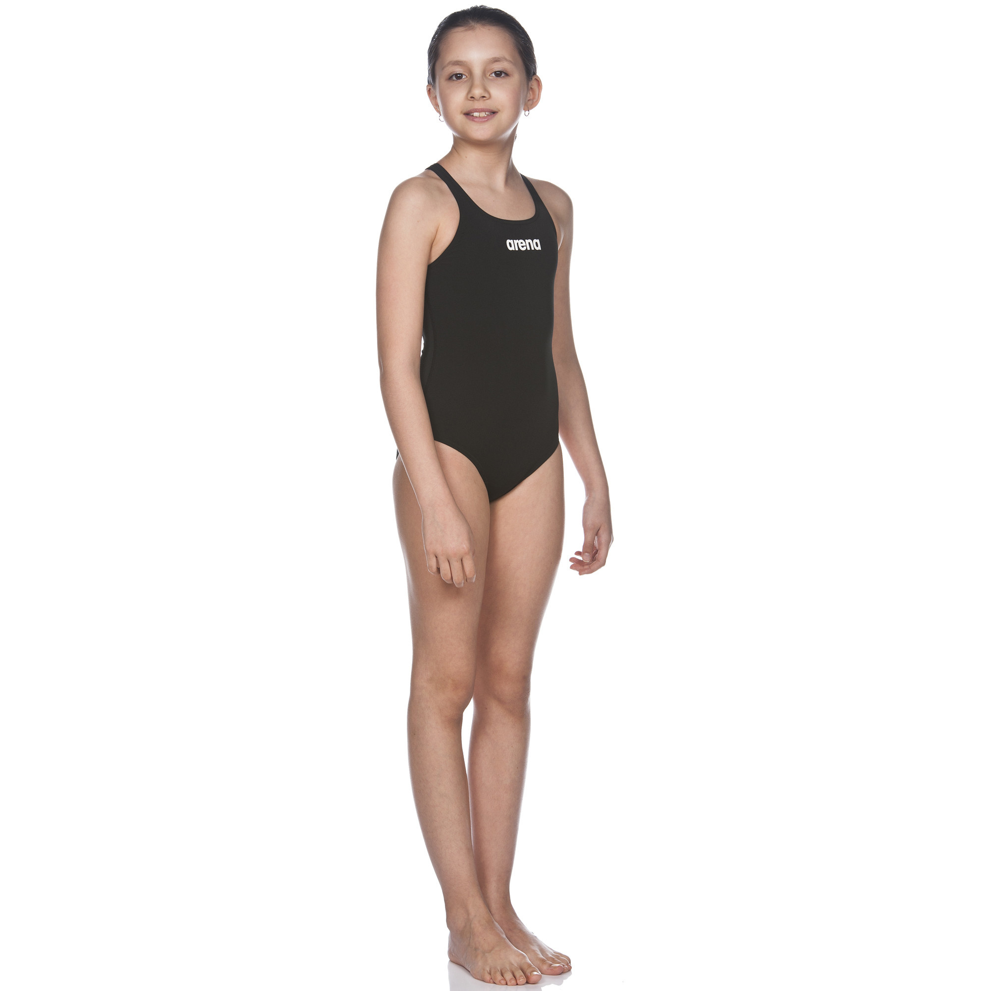 Arena Arena Girls Solid Swim Pro JR
