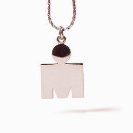 Big Island Jewelers Ironman Pendant - large