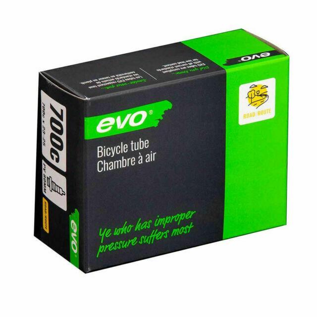 EVO ROAD TUBE PRESTA 80MM 700X23-25C