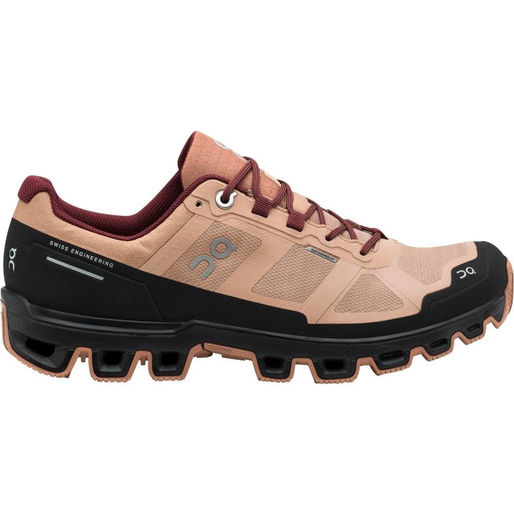 ON CLOUD On Running Women's CloudVenture Waterproof Shoes