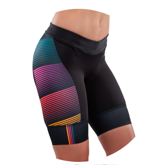 Pearl Izumi Pearl Izumi Womens Elite Pursuit Graphic Tri Short