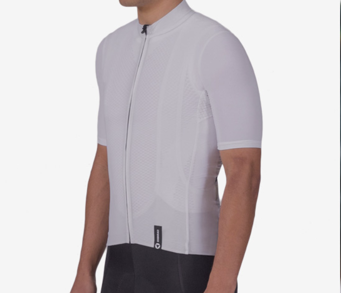 BLACK SHEEP Men's Team Collection Signature White Jersey