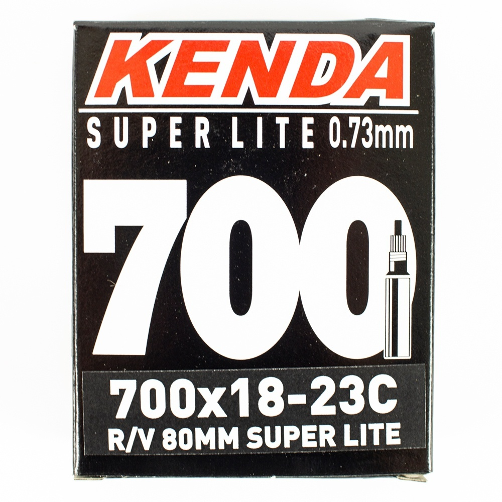 Kenda KENDA SUPER LITE ROAD TUBE PRESTA, 80mm, 700X18/23C