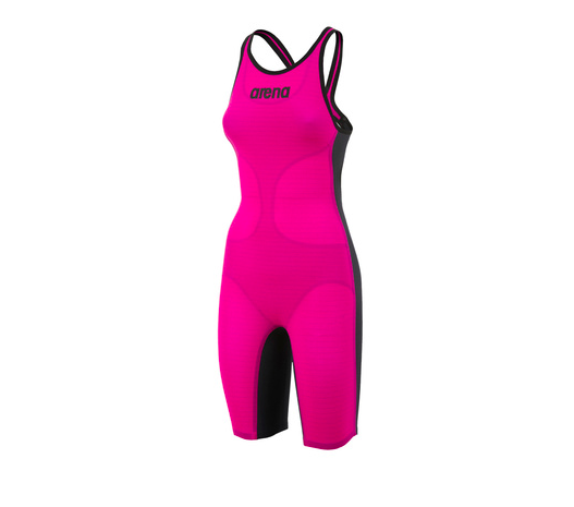 Arena Arena Womens Carbon Air (full body short leg, open back)