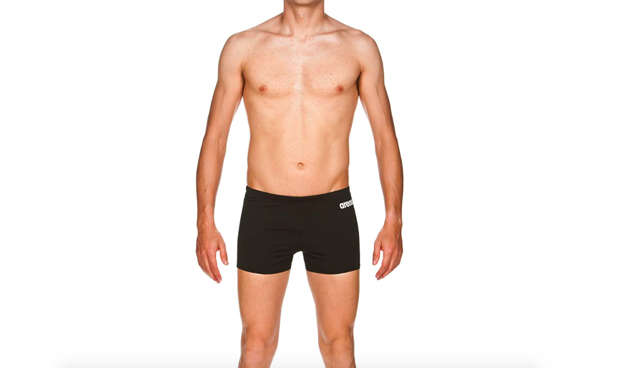 Arena Arena Men's Solid Short