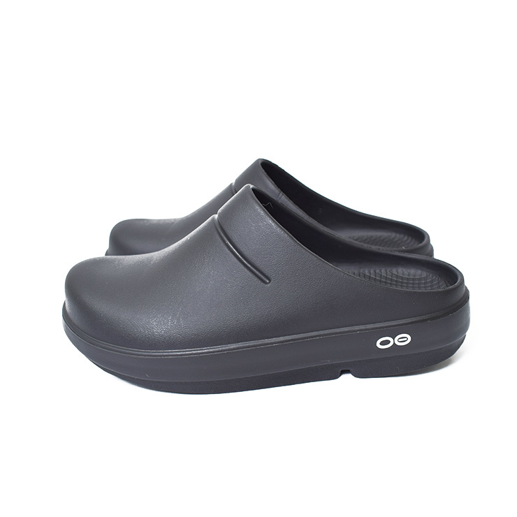 OOfos Oofos Clog M10/W12 black