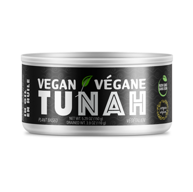 Tunah Tunah Vegan Tuna Alternative