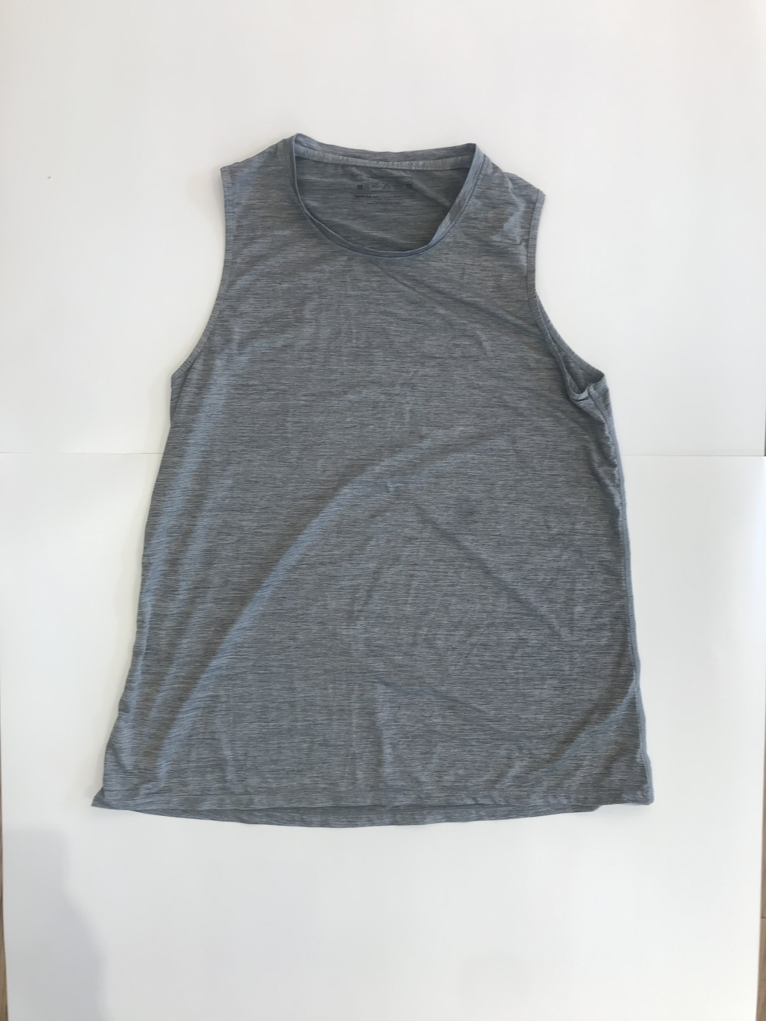 RESALE - Womens HPE Grey Tank Top