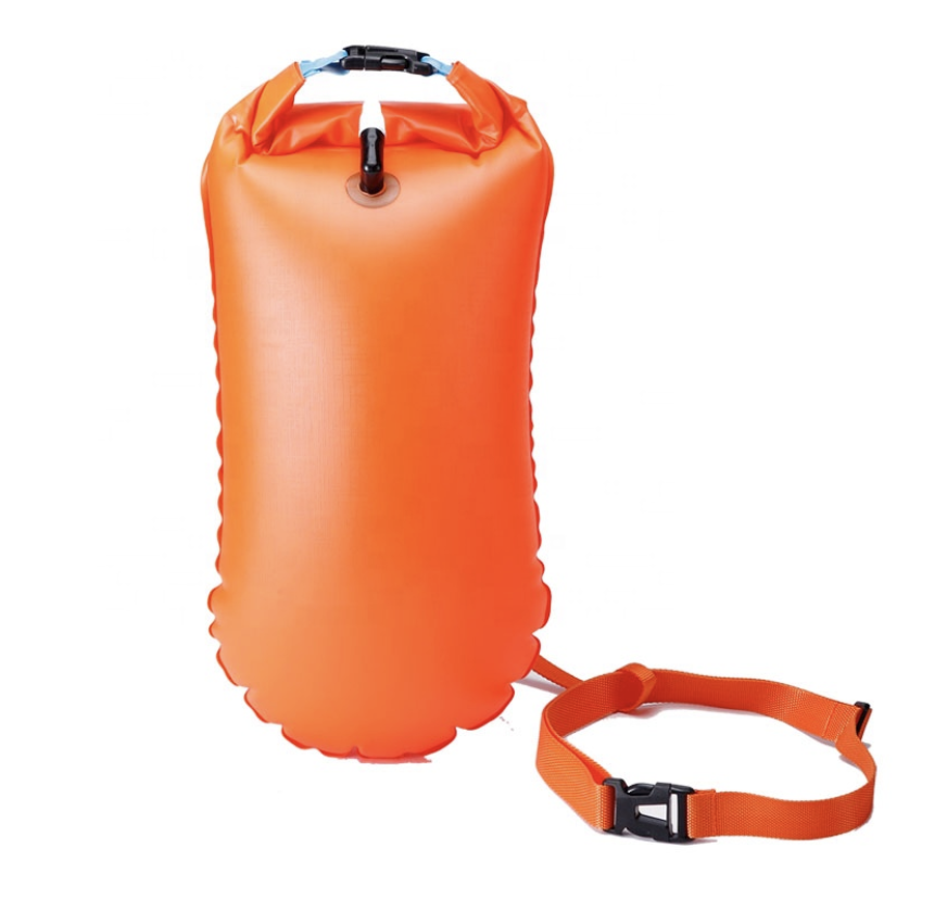 Tri It Multisport Swim Safety Floatation Buoy