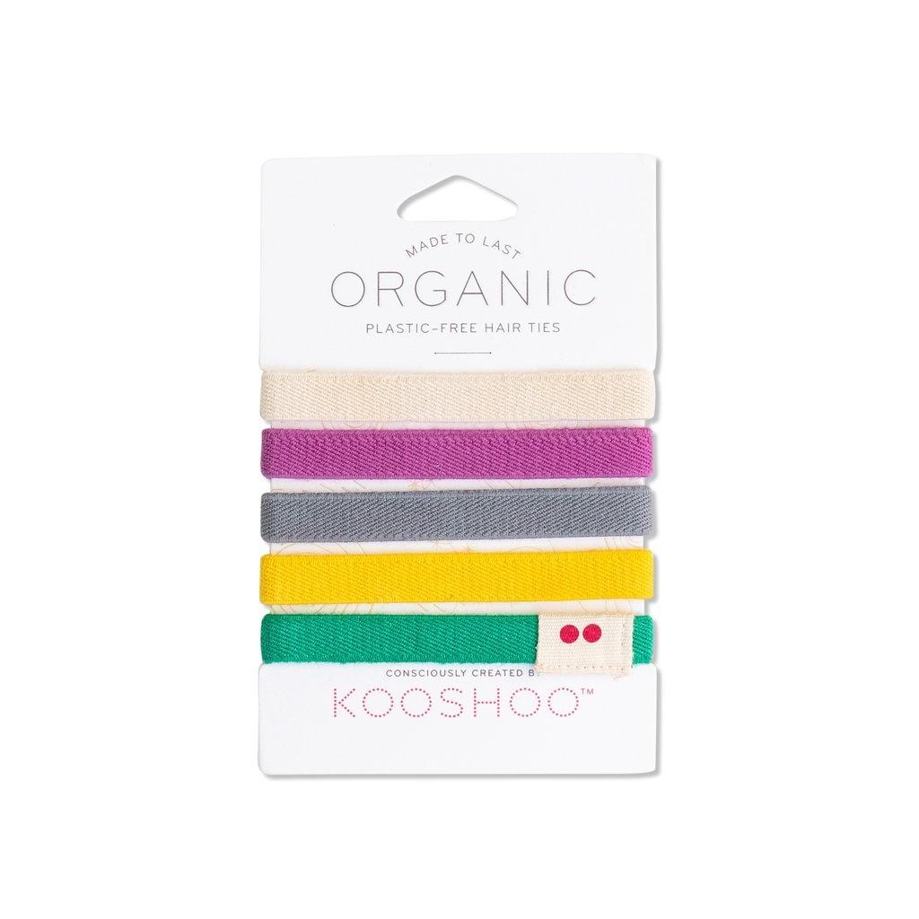 Kooshoo Kooshoo Organic Hair Ties