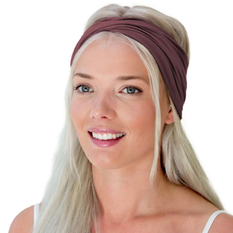 Kooshoo Kooshoo Organic Twist Headband