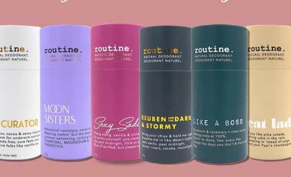 ROUTINE de-odor-cream Stick