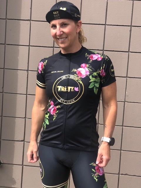 Pearl Izumi Tri It/Pearl Izumi Women's ROSES Bike Jersey