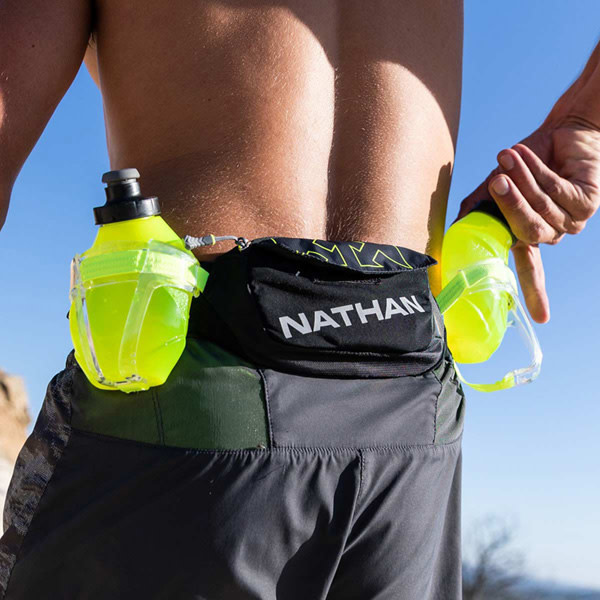 NATHAN Nathan Trailmix + 2 Hydration Belt