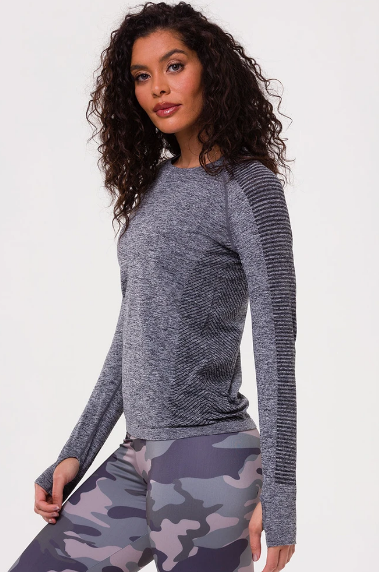 Onzie Seamless Long Sleeve