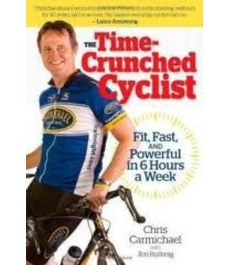 THE TIME CRUNCHED CYCLIST, C.CARMICHAEL