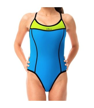 ROKA WOMENS ROKA ELITE 1PC TRIANGLE BK