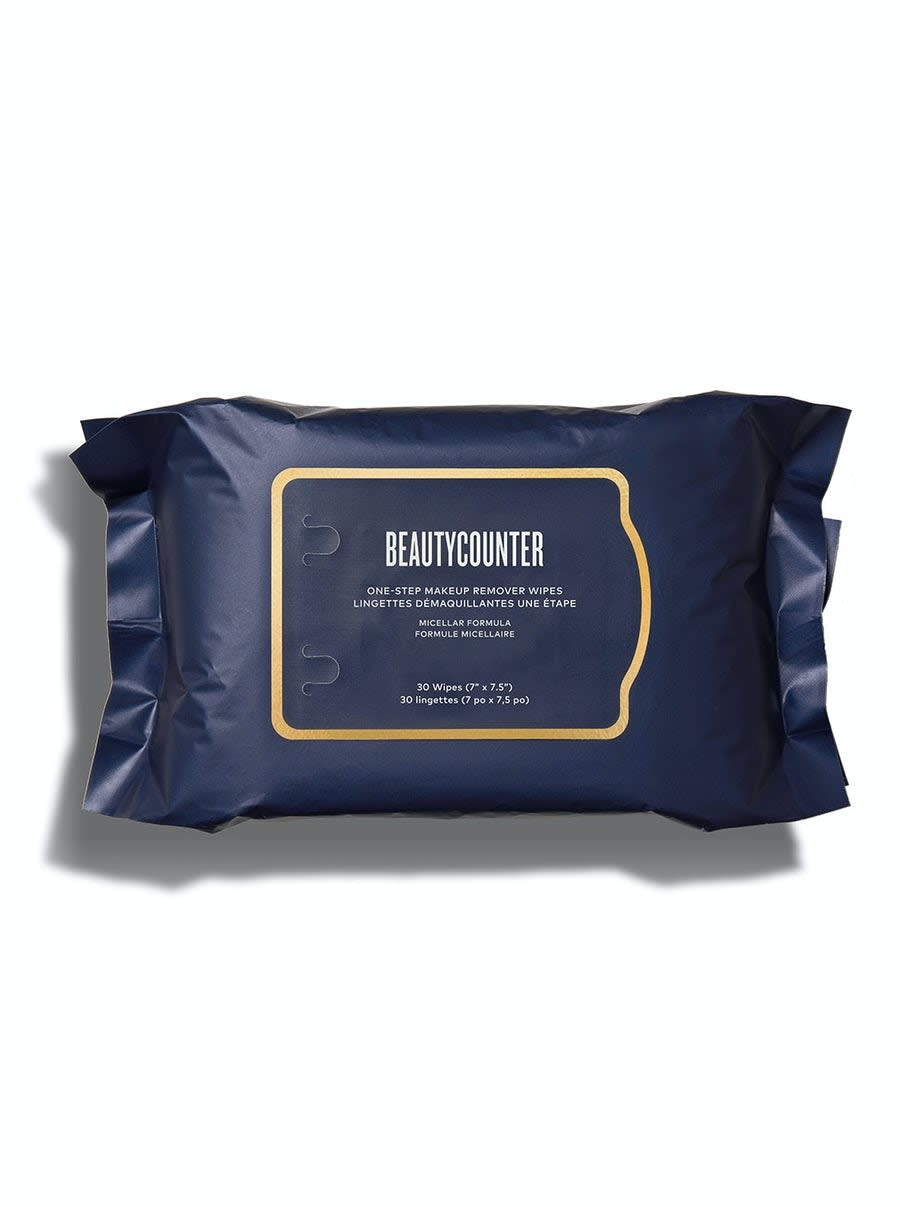 BeautyCounter BeautyCounter One-Step MakeUp Wipes