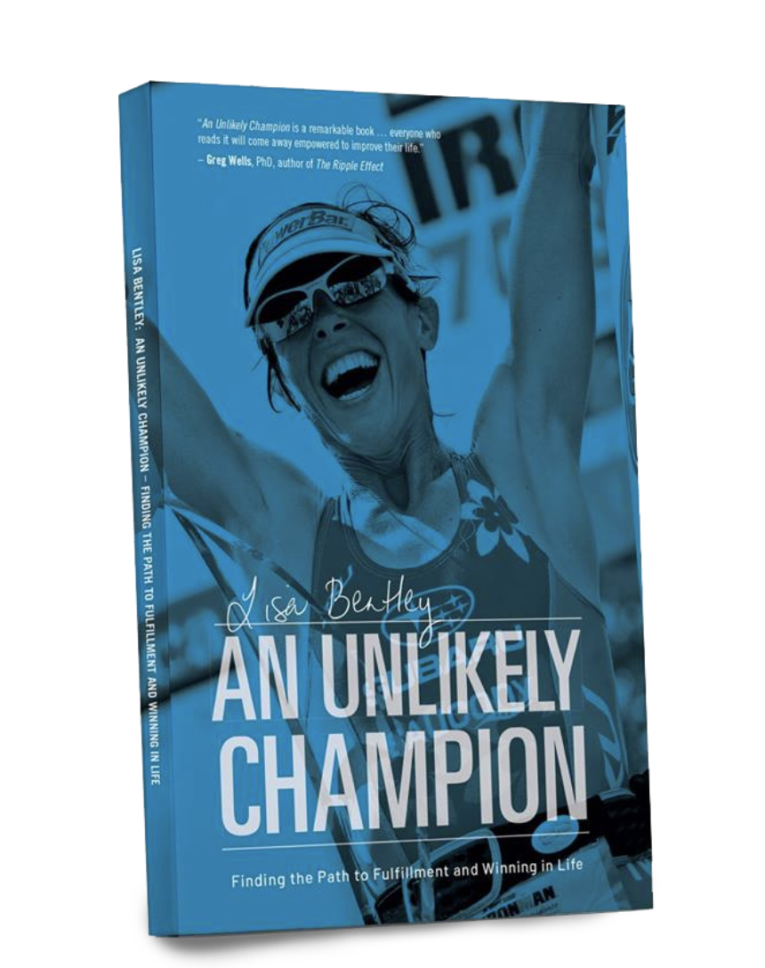 Lisa Bentley An Unlikely Champion - Lisa Bentley