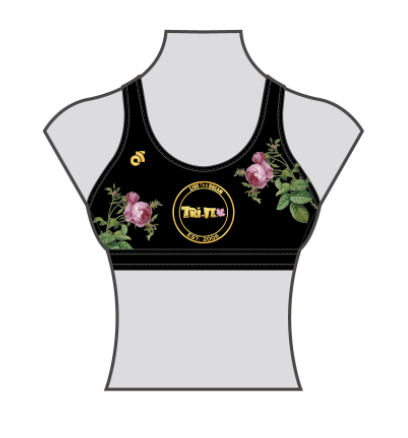 Champion System Tri It Roses Bra