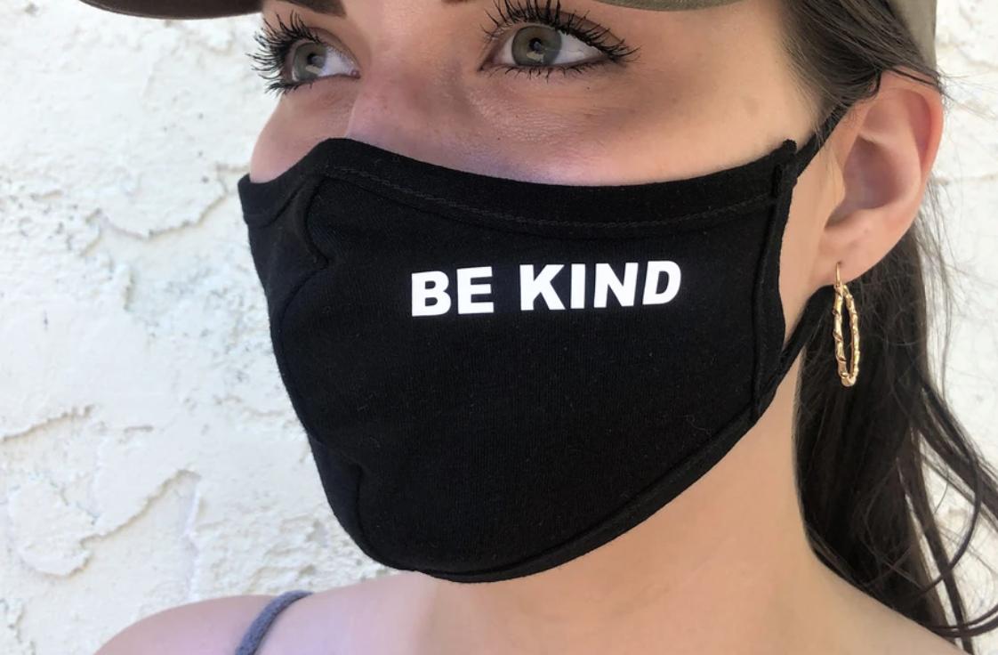 TVTM TVTM Be Kind Masks