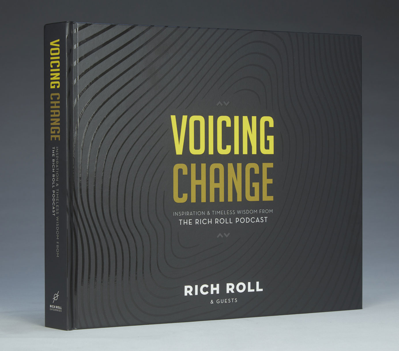 Rich Roll Voicing Change by Rich Roll