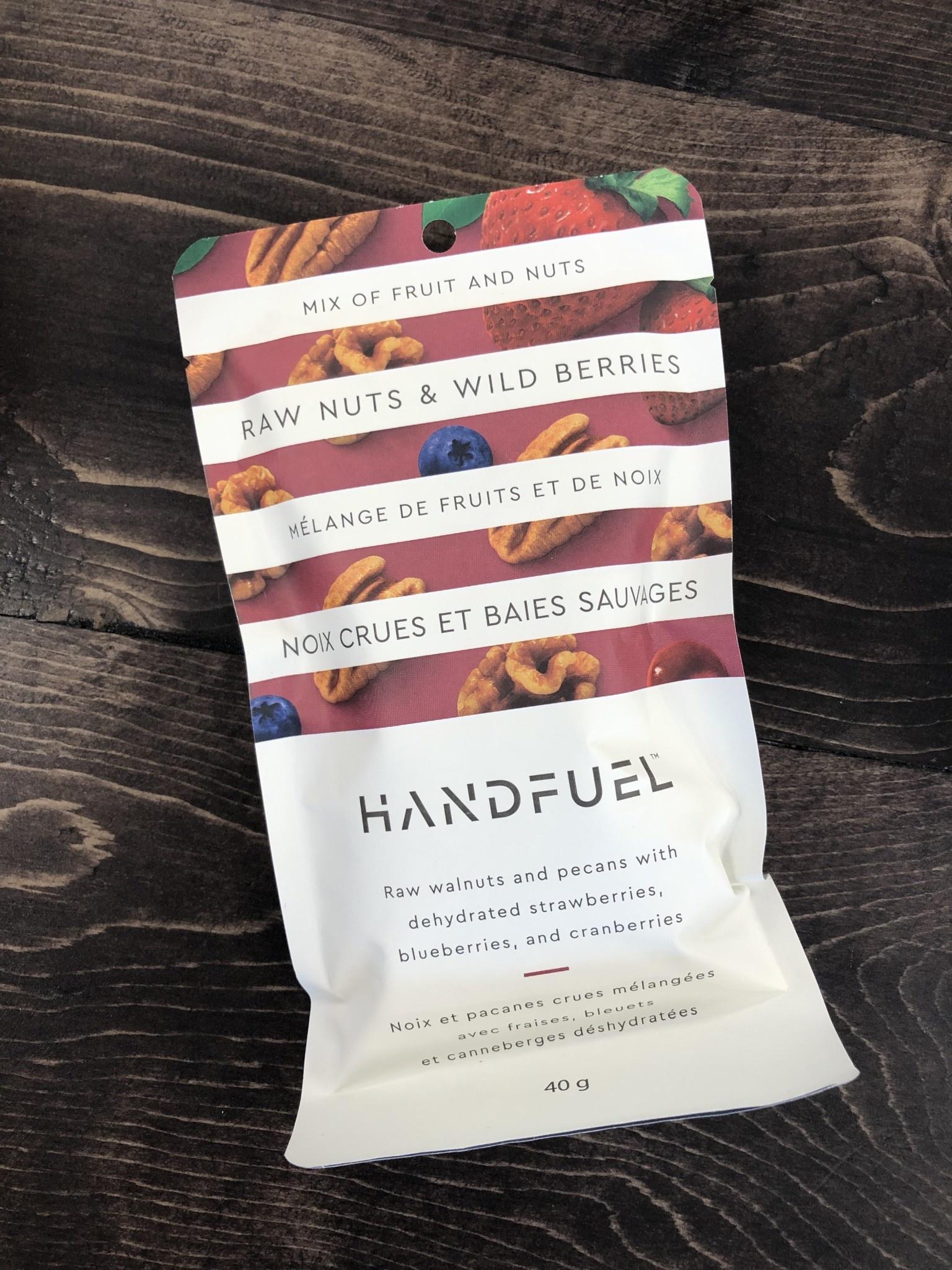 Handfuel HandFuel Raw Nuts and Berries