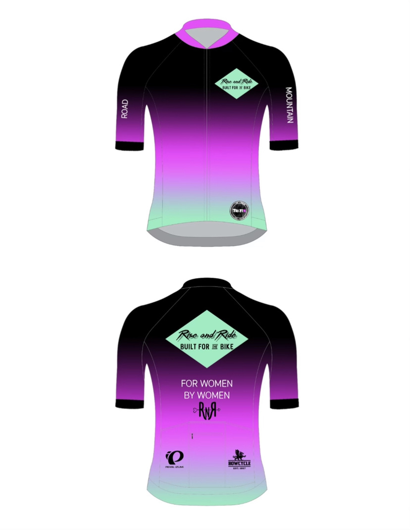 Pearl Izumi Rise and Ride Women's Cycling Jersey